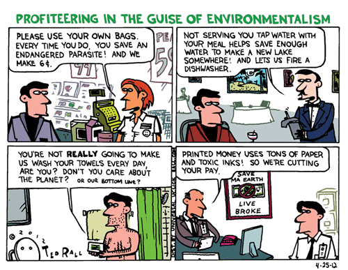 Capitalism and the environment?