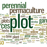Film: Permaculture allotment plot project update: April 2012