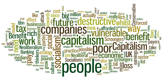 is capitalism good for the poor Understanding the benefits of capitalism for it's as if there's a deck of fortune cards that someone deals out and only a few lucky ones are dealt a good they understand they have a moral obligation to their fellow man and are the only ones who make it possible for the poor to.