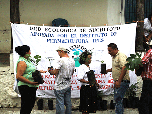 Planting seeds of hope in El Salvador