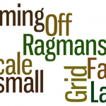 Film: Ragmans Lane Farm: small scale farming talk: Off Grid 2012