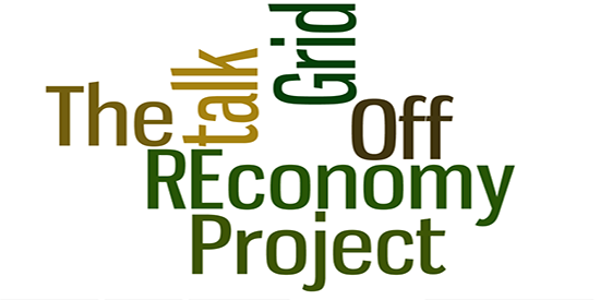 Film: The Reconomy Project talk – Off Grid 2012