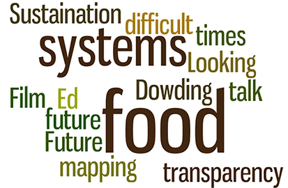 Film: Ed Dowding (Sustaination) – The Future Of Our Food Systems