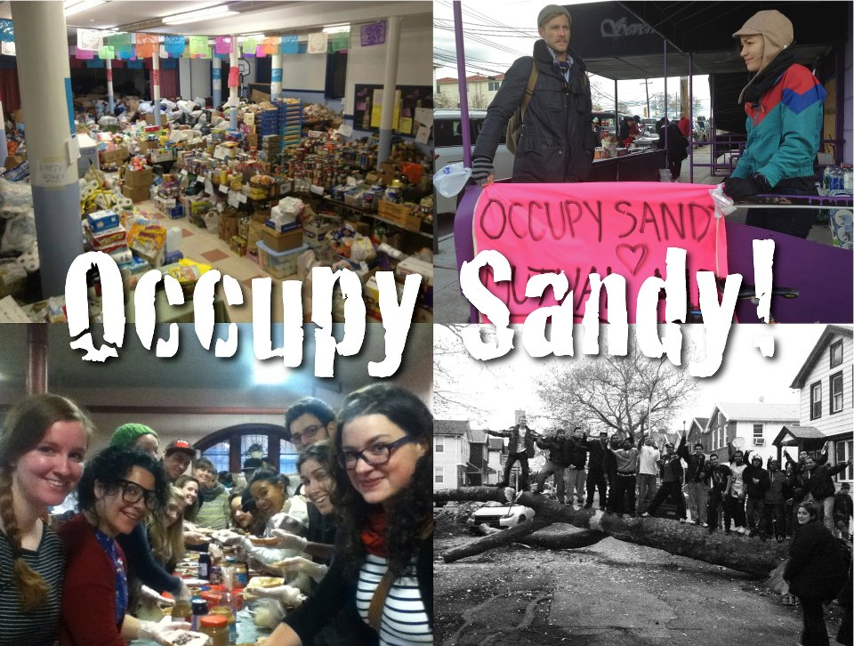 Occupy Sandy A community responds