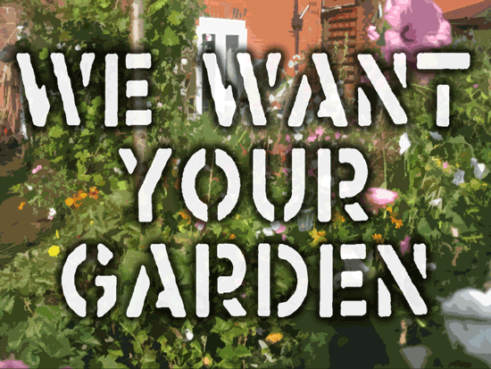 One million gardens can save the world, show us yours :)