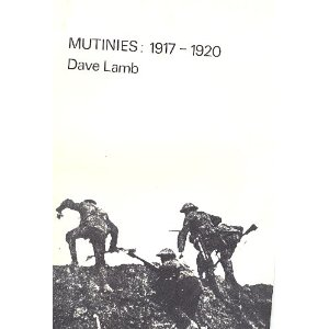 Film: British armed forces' strikes and mutinies in 1918-19: a radical history project for the anniversary of World War I