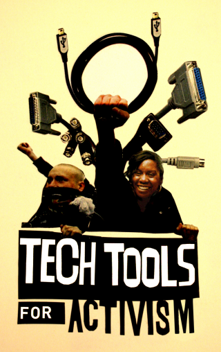 How to be secure online – Tech Tools for Activism