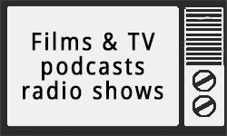 Films & TV Radio shows and podcast news
