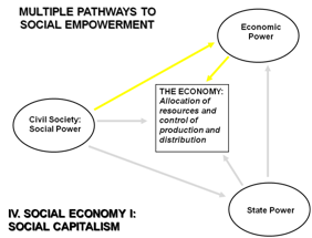 social capitalism pathway