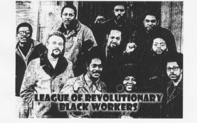 Dagenham, Drum & League of Black Revolutionary Workers