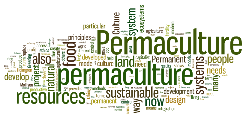 Introduction to permaculture permanent culture now for Culture permaculture