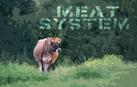 Permaculture systems with and without livestock