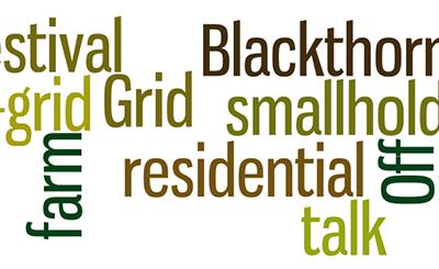 Film: Blackthorn farm: residential off-grid smallholding talk – Off Grid Festival 2012