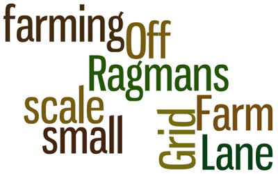 Film: Ragmans Lane Farm: small scale farming talk: Off Grid 2012
