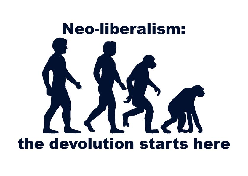 Neoliberalism: Back to the cave?