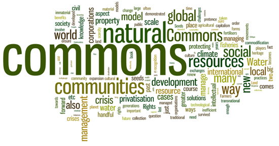 43 Essential essays on the commons and Peer 2 Peer theory